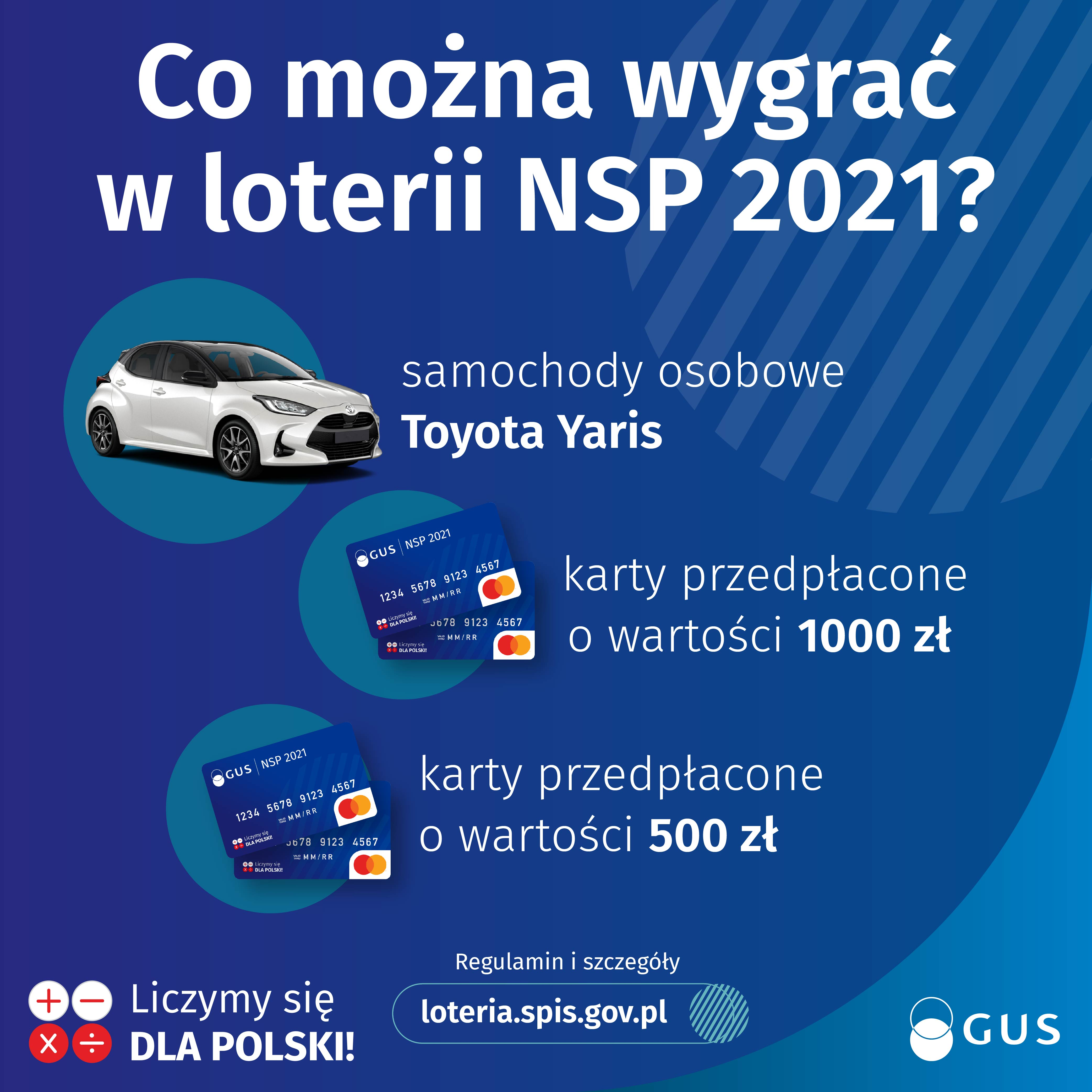 Ilustracja do informacji: Spisz się przez Internet i graj o nagrody w loterii!